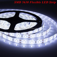 White Color 60led/M Flexible Sumsung SMD 5630 LED Strip