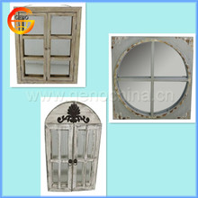 wooden decorative wall mirror for sale