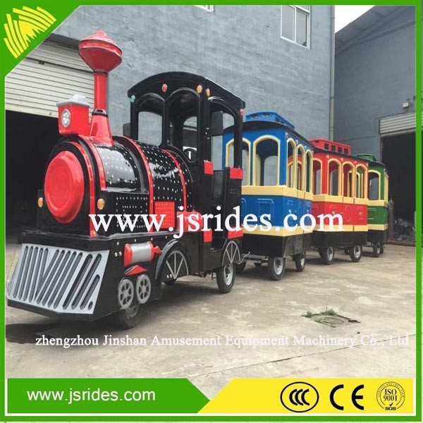 trackless train amusement park tourism train electric trackless train for shopping mall