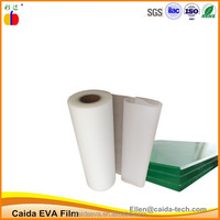 PVG series Super clear EVA film for laminated glass