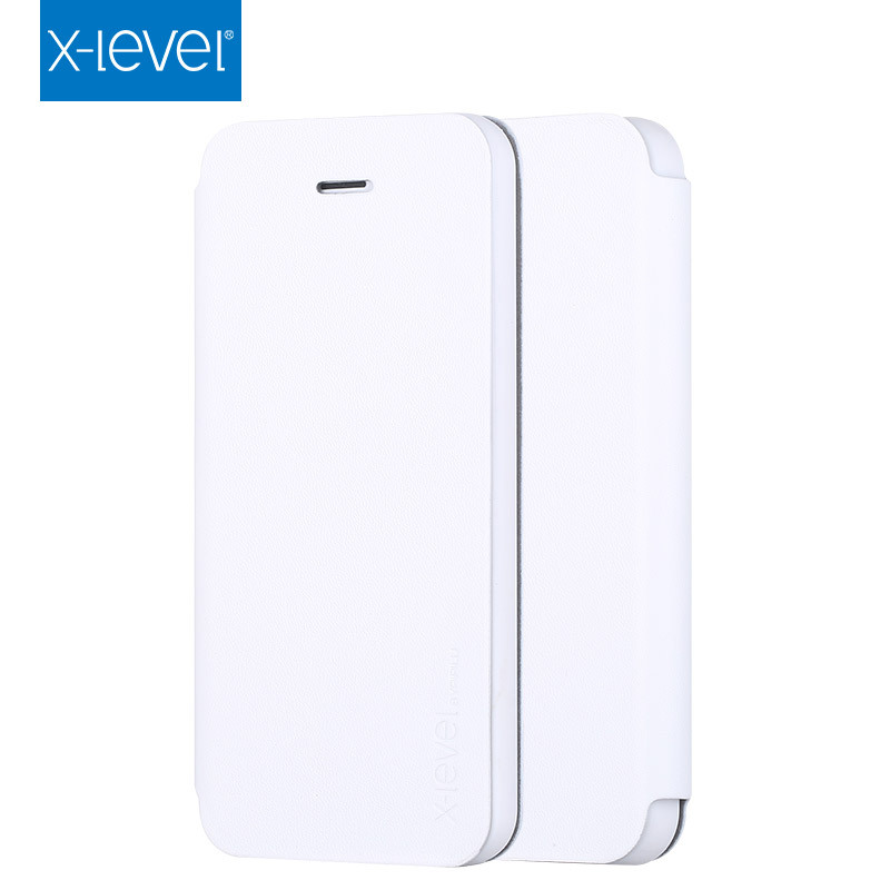 X-Level High quality leather cell phone case for iphone 5c