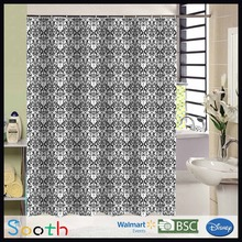 72x84 Linen Shower Curtain,Novelty Shower Curtains