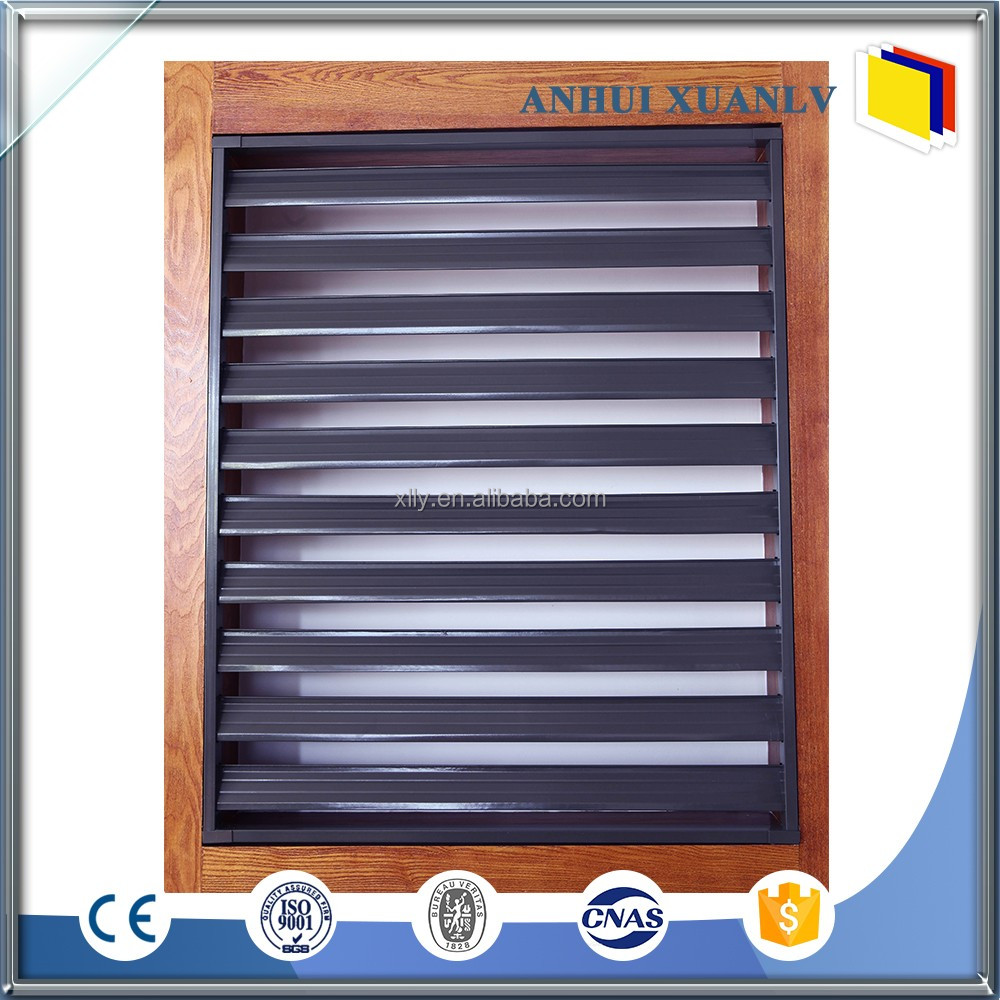 Hot sale aluminum openable window shutters from china