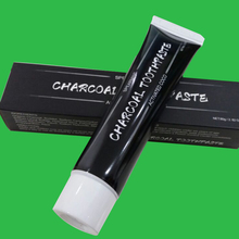 Natural and Organic Teeth Whitening Coconut Charcoal Toothpaste for Sale