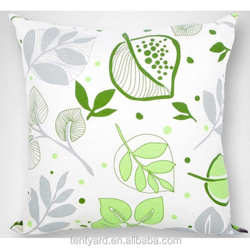 Soft Down Throw Pillows : Soft Leaf Decorative Throw Sofa Sublimation Case Down Cushion Pillows - Buy Soft Decorative ...