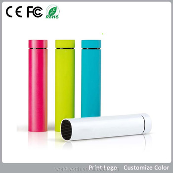 Hot selling perfume power bank gift power bank aluminum power bank portable charger power bank as Promotion Gift