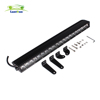 "Lantsun 20"" 100W Offroad LED Light Bar, Slim Single Row 4X4 LED Light Bar, Waterproof IP67 LED Work Light Bar Car Accessories"