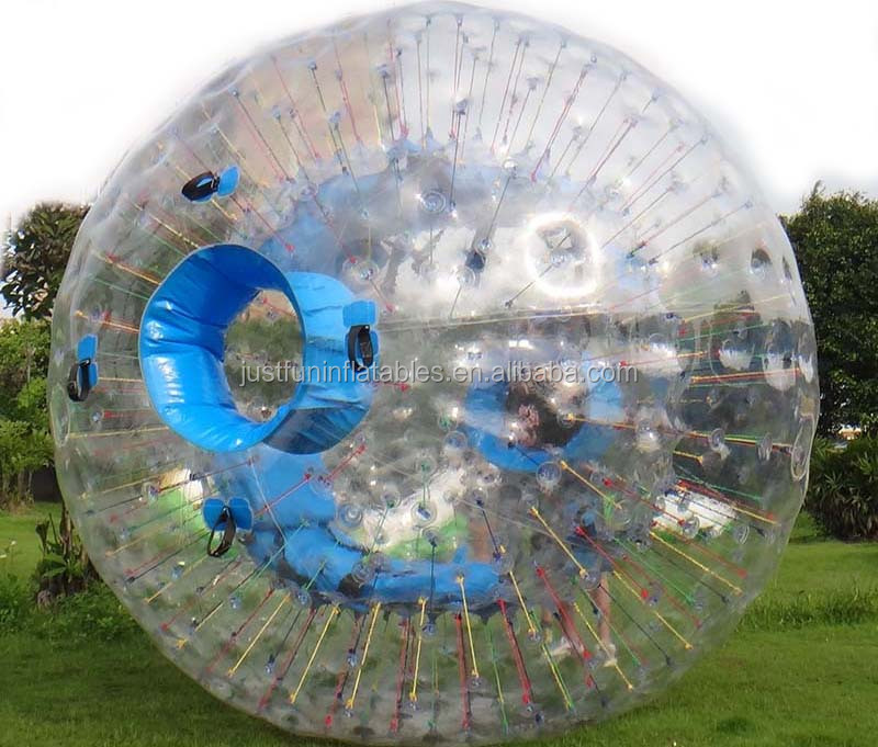 hot sale Inflatable Human Bowling Zorb Ball on lawn for Sale