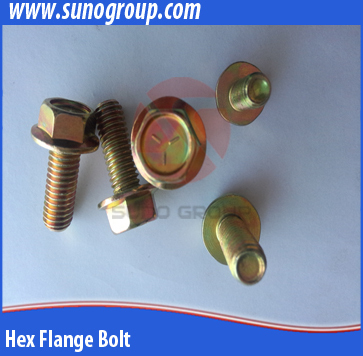 ISO Certification chainring bolt