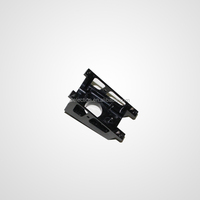 High precision black anodized custom aluminum milling cnc machining parts and components