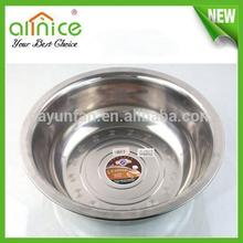 Multi-functional stainless steel kitchen wash basin/ kitchenware basin / household items