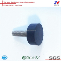 OEM ODM customized Factory supplier rubber tips and caps/Table rubber leg tips
