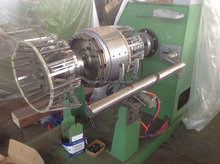 Automatic Bicycle Tyre Spring Turn-up Building/forming Machine with PLY Servicer/forming making machine