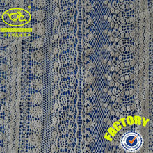 (Factory YJC15547) Fine crochet chemical lace embroidery fabric