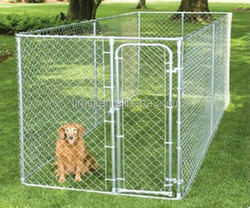 Large outdoor dog crate, dog fence, dog running fence large dog kennels