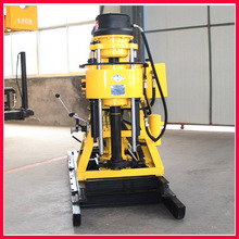 2017 New Designed Hot sale 100m water bore well drilling machine price