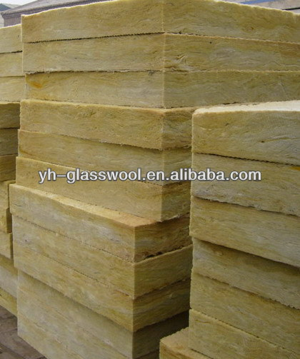 Rock wool for heat insulation/sound absorption of the wall and ceiling
