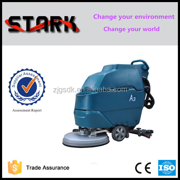 A3 shopping spreee chinese manual hand floor scrubber