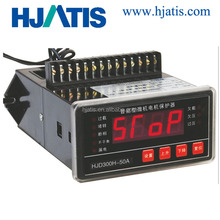 HJD300H/HJD302H Digital Motor Protector For 3 Phase LCD