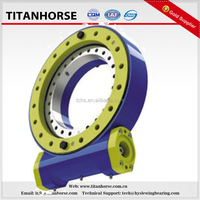 Titanhorse 14 inch slewing drive for stirling engine dish soalr tracker system Concentrator Photovoltaic CPV