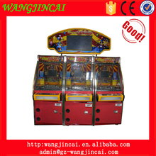 coin operated video redemption arcade gaming machine casino crazy circus pusher money amusement machines