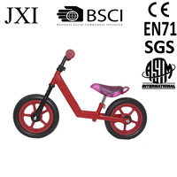2016 popular motor bike EVA tire tyres balance bike for kids
