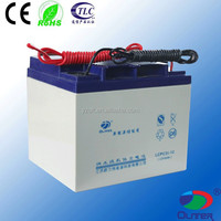 Made in China Deep Cycle Lead Acid Battery 12v 35ah wholesale