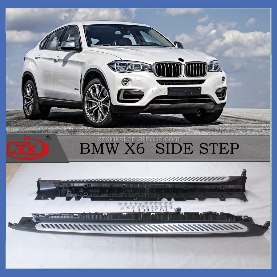 Side Step/Running Board for BMW X6 OEM