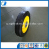 Rubber Wheel from Yinzhu small solid rubber wheel 8 Inch 6 Inch