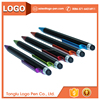 promotional ball point ballpoint touch pen with stylus pen holder lanyard