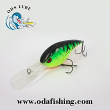 New custom hand paint fishing baits wholesle deep diving cranking swimming saltwater fishing lures