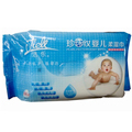 80pcs eco friendly free samples customized baby wipes wholesale