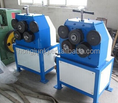 Elrctric angle crimping machine