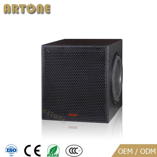 China Cheap prices powered Active for sale big used 10 inch 150w speakers subwoofer