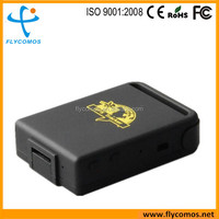 Quad band GPS Personal Tracker TK102 with TF Card Car GPS Track device+Hard-wired car