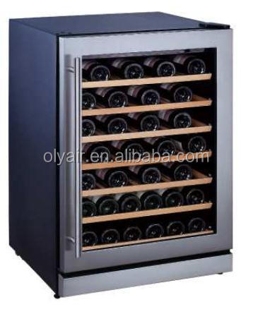 OLYAIR 52 bottles wine cooler