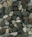 Factory tumbled White quartz pebbles stone tumbled white quartz riverstone popular