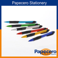 High Quality Promotion Plastic Multi Color Ballpoint Pen