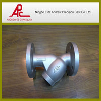 China Ningbo Precision Casting Factory For T-way Casting