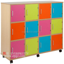 Factory Price Kindergarten Cabinet Stand Kids Toys For School