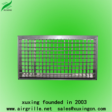 304 Stainless Steel double deflection return supply exhaust air conditioner grilles