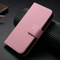 custom made wallet design cell phone leather case for iphone5s