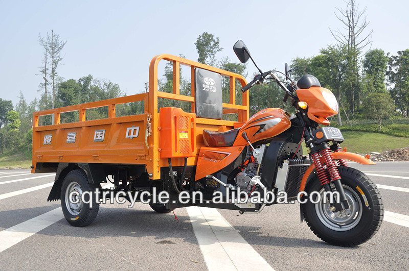 Popular Amazing Motorized Tricycle In India Cargo