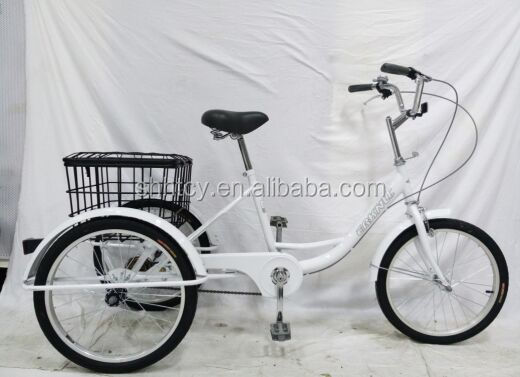 20'' mini trikes three/3 wheel bikes/bicycle for adults/tricycle
