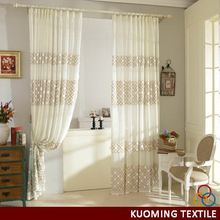Fashionable antique polyester fabric kitchen curtains