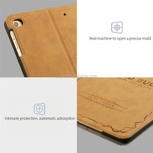 Anti Gravity Folio Cover Leather Case For iPad Air 2 PU Material 10 inch Tablet