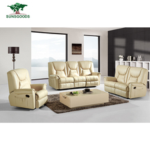 Latest Design Recliner Hotel Lobby Sofa Set Hotel Sofa