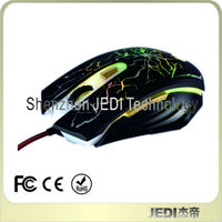 Best selling 6D optical wired parts of the computer mouse