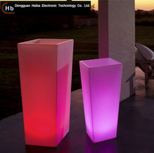online shopping Wholesale plastic garden boxes and led flower pots