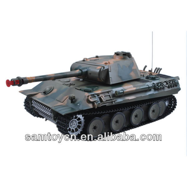 1:16 smoking rc tank metal,rc tank parts